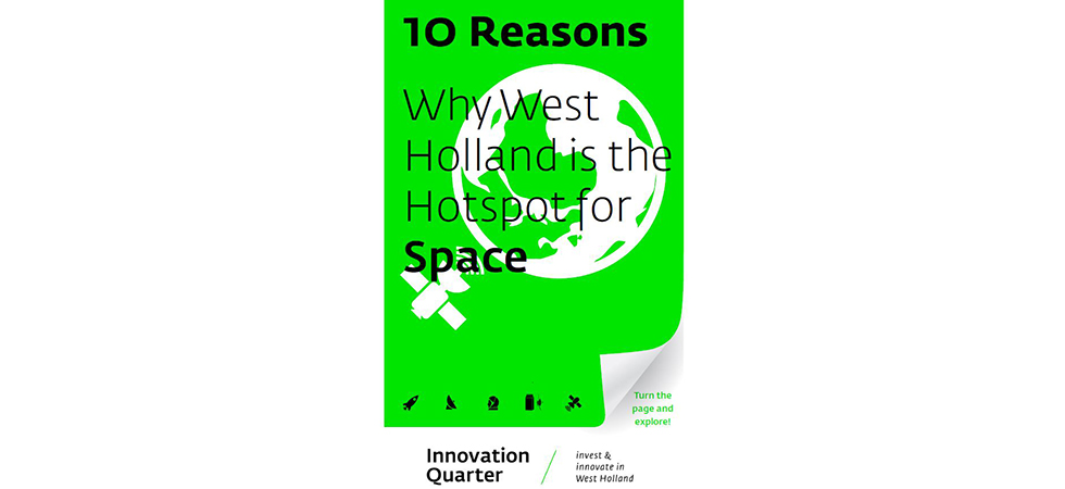 10 reasons why West Holland is the hotspot for Space