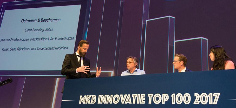 15 Zuid-Hollandse bedrijven in MKB Innovatie Top 100