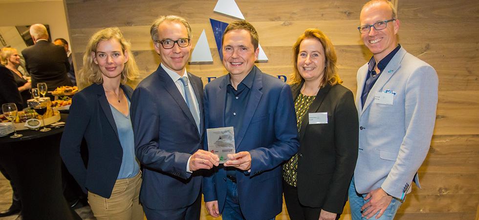 Nieuw Europees hoofdkantoor voor Zuid-Afrikaanse vastgoedontwikkelaar Atterbury