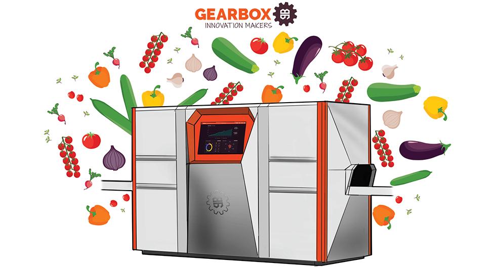 Gearbox ontwikkelt digitale keurmeester voor groente en fruit met investering van UNIIQ