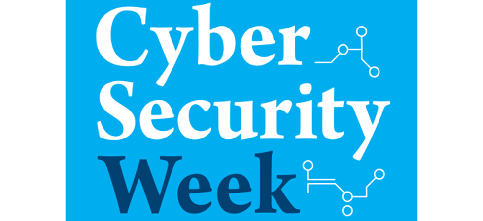 Cyber Security Week in Den Haag van 2-5 oktober