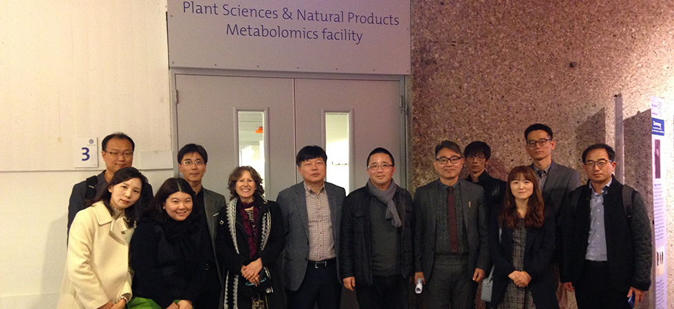 Chinese and South Korean interest in Dutch life sciences cluster