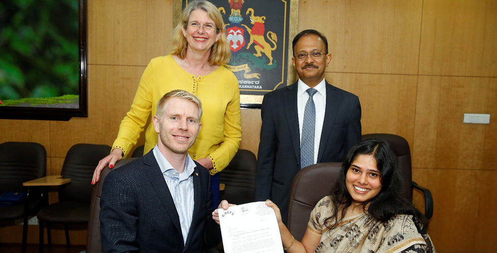 Dutch delegation to India seals agreement on soft landing support in Karnataka for Dutch startups-002-980x450