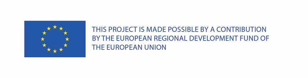 EFRO / European regional development fund of the European Union
