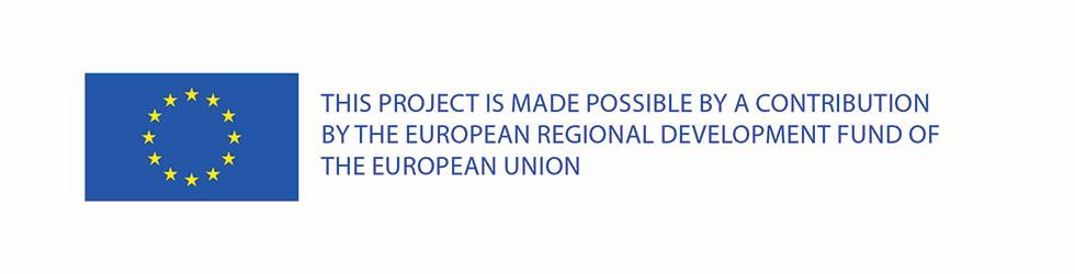 EFRO / European regional development fund of the European Union