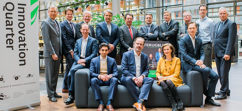 Jaarverslag InnovationQuarter 2017: Meer samenwerking, meer uitvoeringskracht, meer resultaat in Zuid-Holland