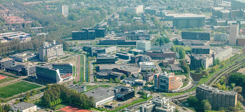 Sterke groei buitenlandse bedrijven in Zuid-Holland / Leiden Bio Science Park