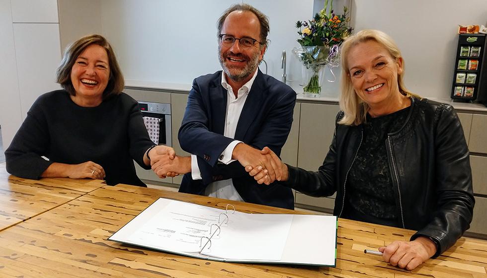 InnovationQuarter verlengt huurcontract in WTC The Hague