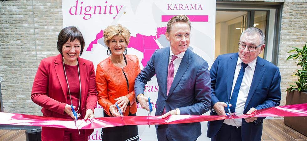 KARAMA-netwerk voor vrouwenrechten strijkt neer in IT-community in Den Haag
