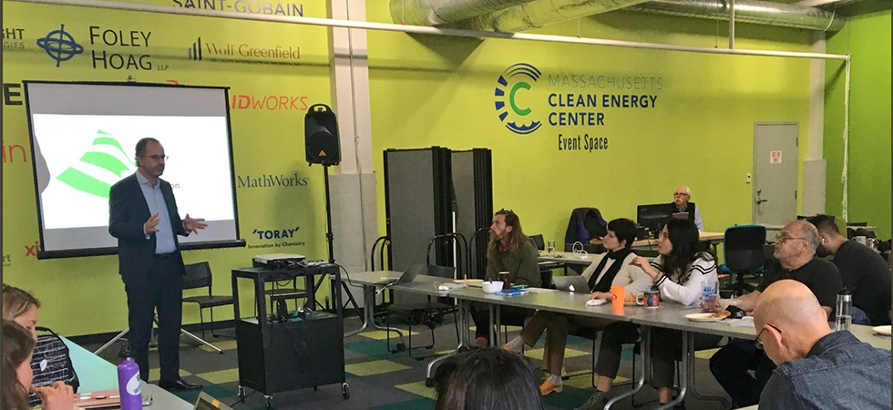 Greentown Labs and InnovationQuarter set up international collaboration for cleantech startups