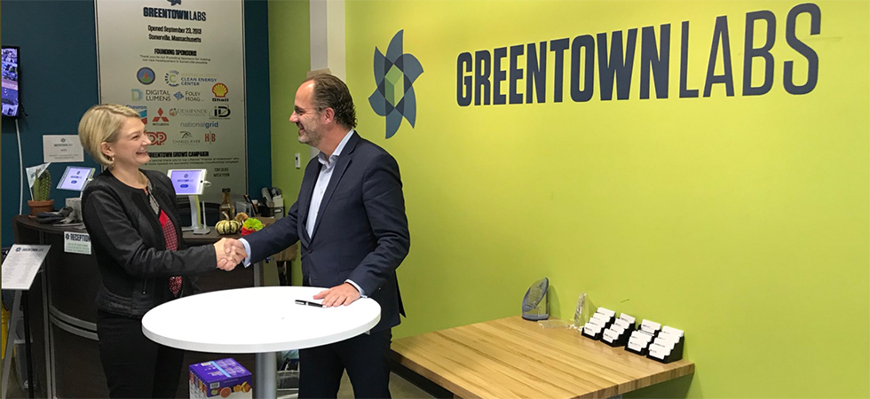 MOU Greentownlabs-InnovationQuarter-980x450px