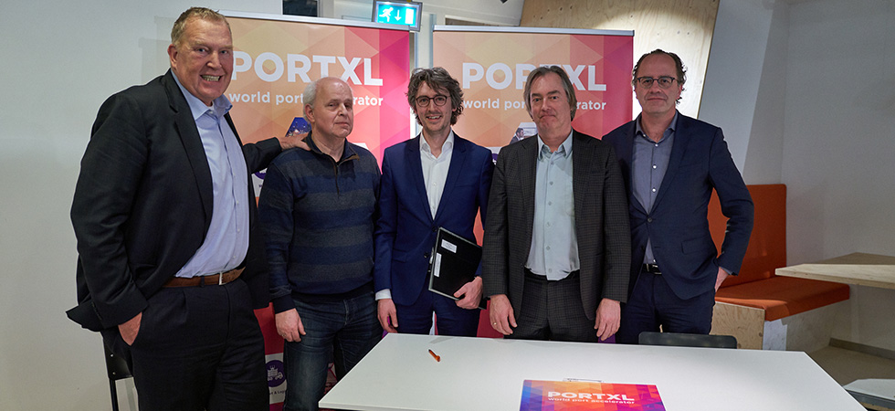McNetiq-PortXL-InnovationQuarter-RotterdamPortFund-Signing-980x450