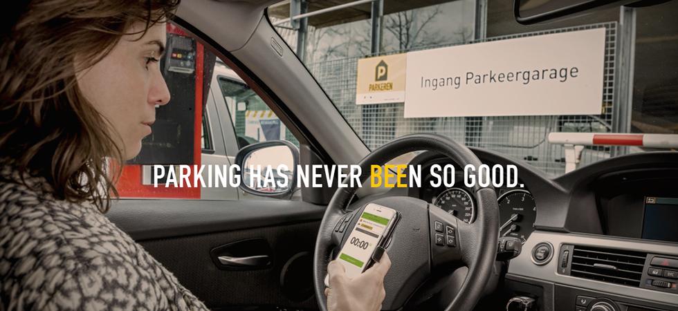 Slimme parkeeroplossing ParkBee wint Internationale vastgoed innovatie competitie