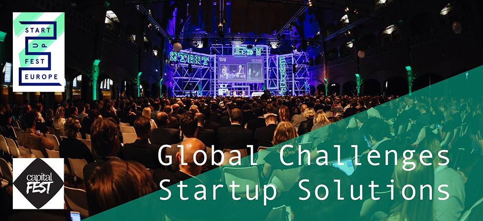 StartupFest Europe / CapitalFest 2017