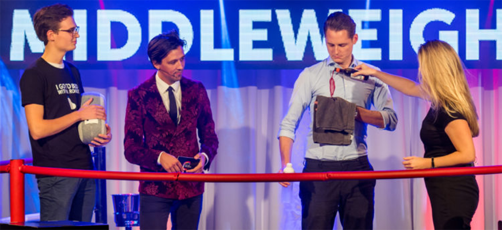 Startups Kozie, LABFRESH en Convious winnen Get in the Ring Nederland
