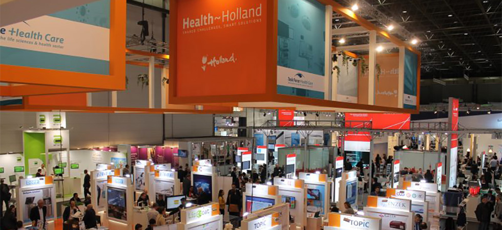 The Dutch Life Science sector present at MEDICA 2017