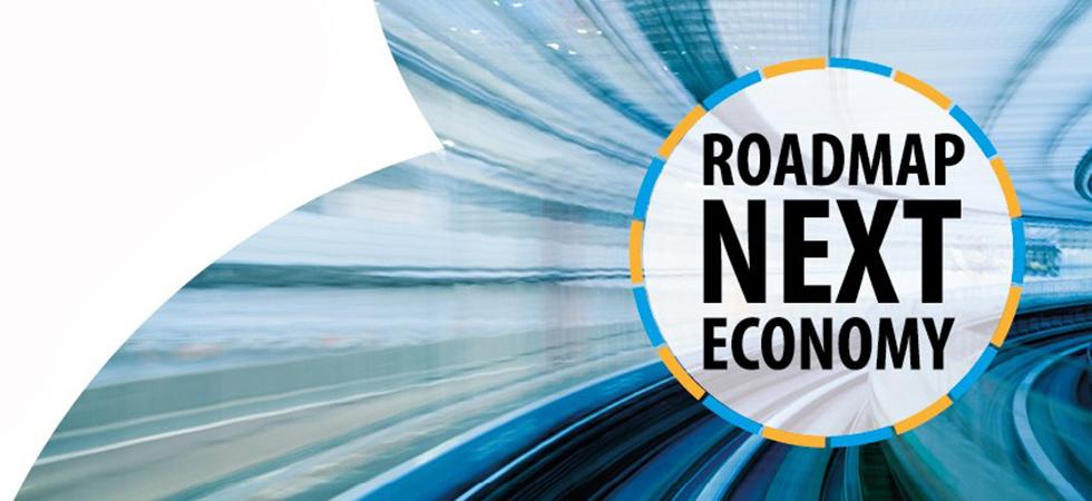 Uitvoering Roadmap Next Economy naar volgende fase