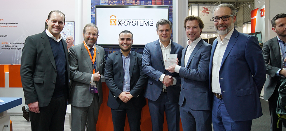 X-systems opens office at The Hague Security Delta Campus
