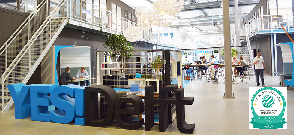 YES!Delft en UtrechtInc bij internationale top universitaire bedrijfsincubators