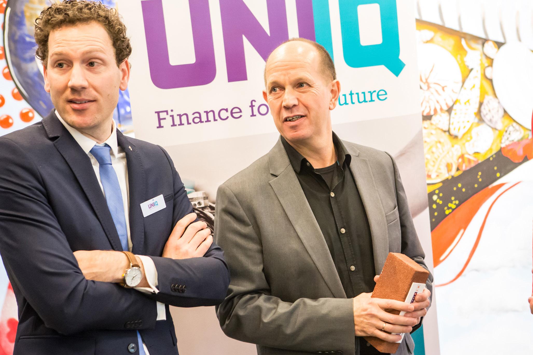 UNIIQ investeert in Fibriant productieplatform recombinant fibrinogeen